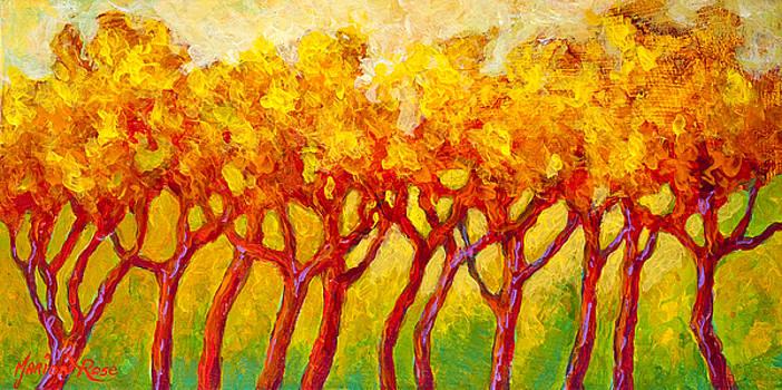 Marion Rose - Tree Line