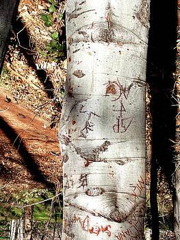 Tree Message by Gene Garrison