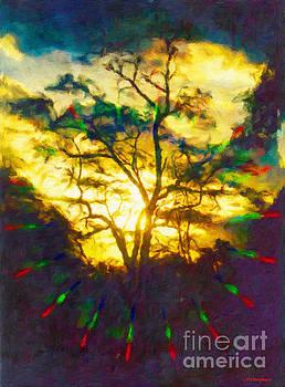 Tree Of Life by Jerome Stumphauzer