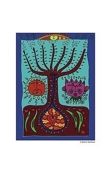 Tree of Life by Sharon Nishihara