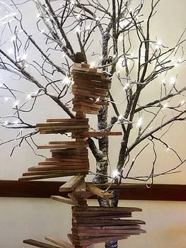 Tree of Lights by Robin Regan