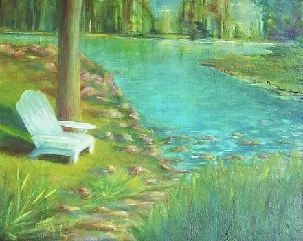 Tree planted by the waters by Dana Redfern