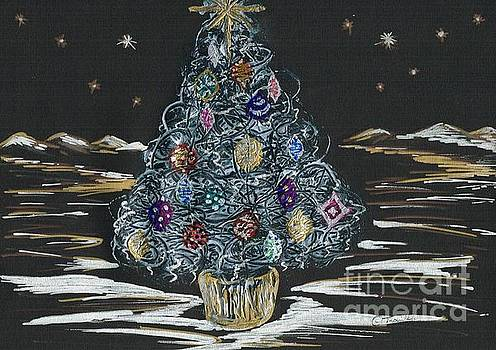 Tree Star by Teresa White