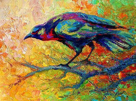 Marion Rose - Tree Talk - Crow