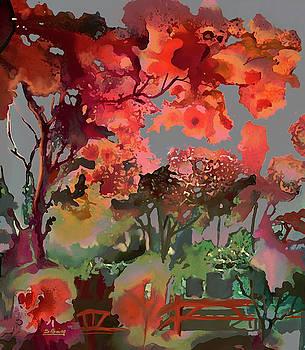 Trees On Fire by Shane Guinn