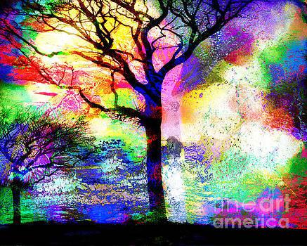 Treesome by Edmund Nagele