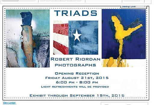 Triads by Robert Riordan