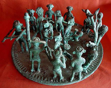 Tribal fair by Yogesh Agrawal