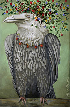 Tribal Nature by Leah Saulnier The Painting Maniac