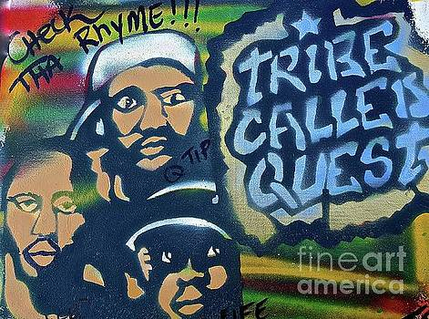 Tribe Called Quest by Tony B Conscious
