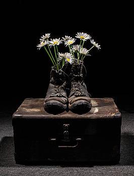 Tribute To The Fallen by Aaron Aldrich