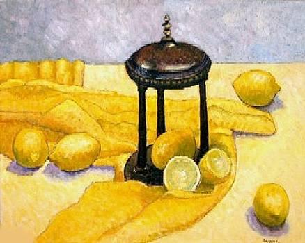 Trilogy Lemon Gazebo by Gainor Roberts