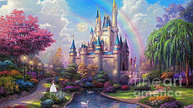 Trinity's fairytale palace by Geraldine DeBoer
