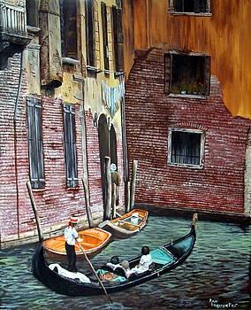 Trip to Venice no.2 by Ann Kleinpeter