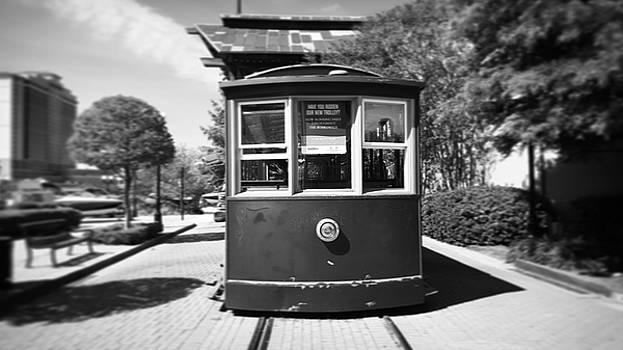 Trolley Bus by Ester  Rogers