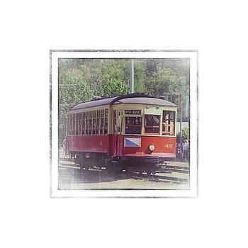 Trolley Car 42 by Eduardo Tavares