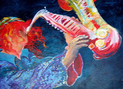 Trombone by Lily  Azerad-Goldman