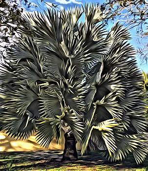 Tropical Beauty by Marian Palucci-Lonzetta