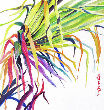 Tropical Fernery by Rae Andrews