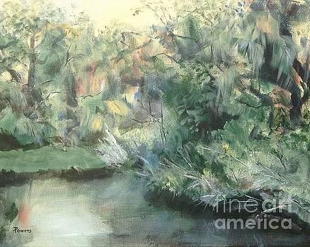 Tropical Forest by Mary Lynne Powers