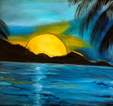 Tropical Moonshine by Jenny Lee