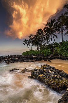 Tropical Nuclear Sunrise by Pierre Leclerc Photography