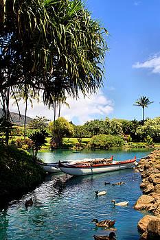Tropical Plantation - Maui by DJ Florek