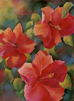 Tropical Punch by Ann Peck