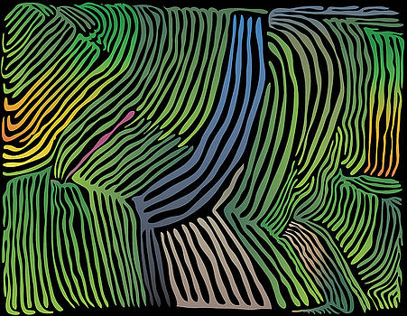 Tropical Striations by Kevin McLaughlin