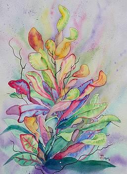 Tropical Vortex by Kelly Miyuki Kimura