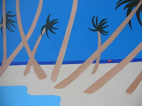 Tropics by Sandra McHugh