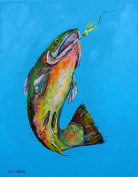 Trout by Lee Walker