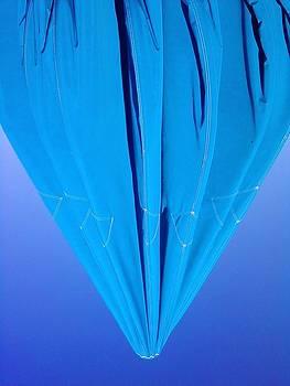 True Blue by Anna Villarreal Garbis