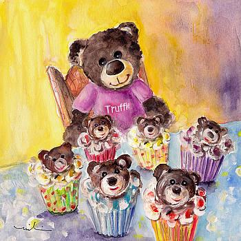 Miki De Goodaboom - Truffle McFurry And The Bear Cupcakes