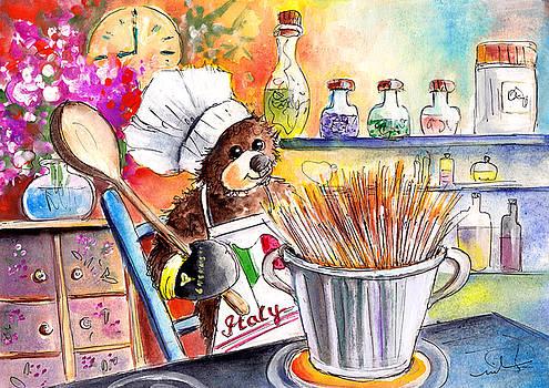 Miki De Goodaboom - Truffle McFurry Cooking Spaghettis