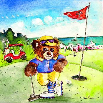 Miki De Goodaboom - Truffle McFurry On The Golf Course In Mojacar