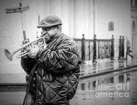 Kathleen K Parker - Trumpet in the Rain 2 - Nola