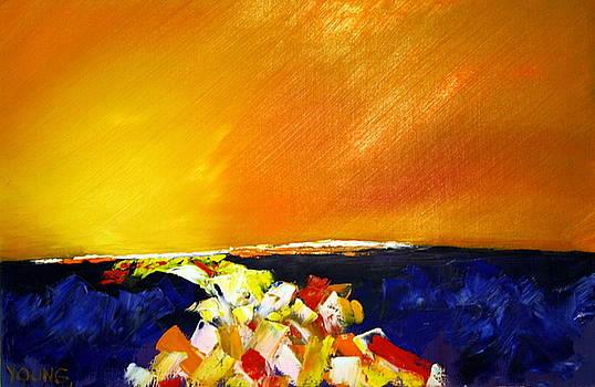 Tsunami by Ellen Young