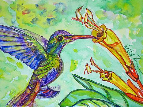 Tubular Nectar by Kelly     ZumBerge