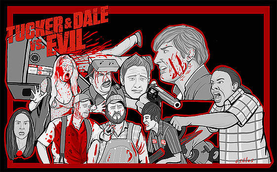 Tucker And Dale Vs. Evil by Gary Niles