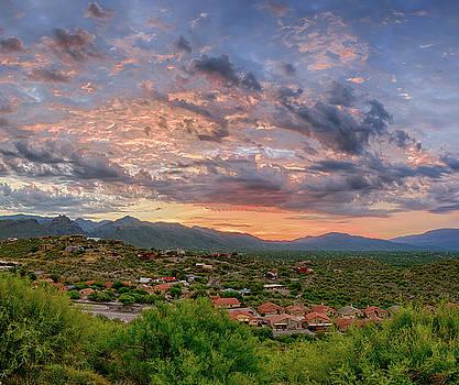 Tucson Pre-Dawn by Kayta Kobayashi
