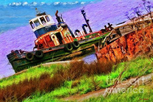 Blake Richards - Tugboat Polaris