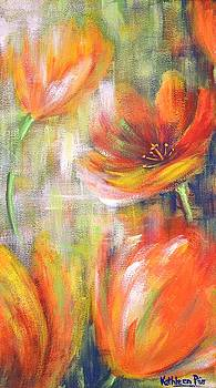 Tulip Freedom by Kathleen Pio