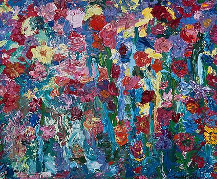 Tulip Memories by Tara Leigh Rose