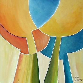 Tulip Moon by Carola Ann-Margret Forsberg