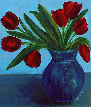 Tulipomania by Beth Sebring