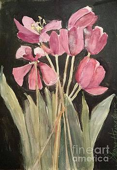 Tulips 2 by Sherry Harradence