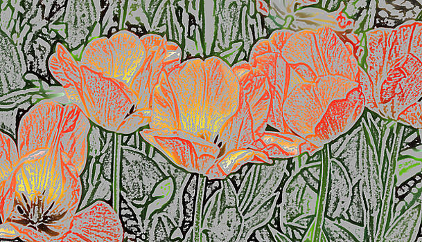 Tulips by Donna Haggerty