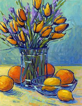 Tulips, Lemons, Oh My by Konnie Kim