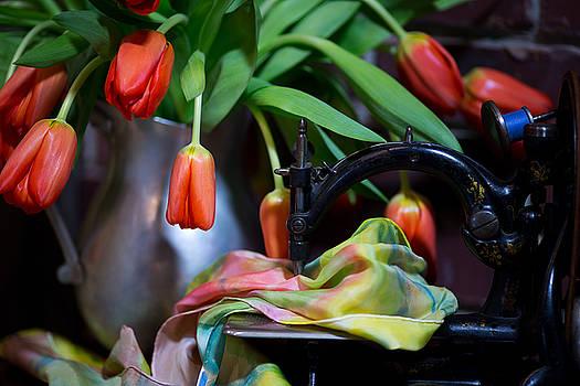 Tulips by Sharon Jones